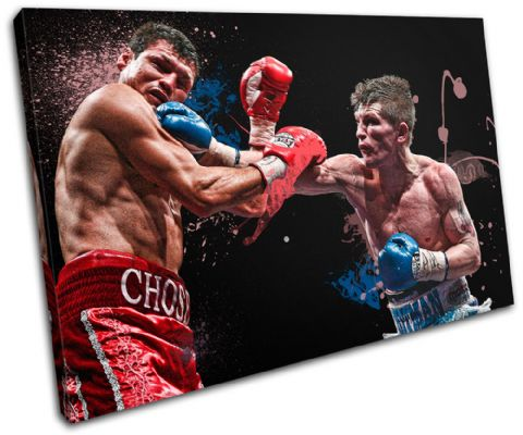 Ricky Hatton Boxing Sports - 13-2202(00B)-SG32-LO